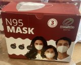 KN95 N95 MaskGo Tech Surgical Face Mask GB2626-2006 - Pack of 10 pcs
