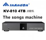 Inandout Karaoke Main unit machine 4TB with Touch Screen Monitor