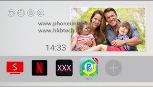 13 Months TopUp Recharge Code for TIGRE TIGRE2 TV BOX Brazilian Portuguese